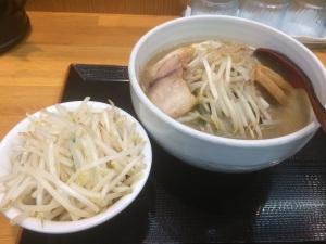 味噌麺処花道(味噌ラーメン)