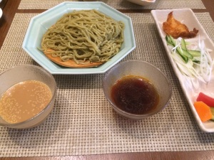 広味坊飯点飯店(青山椒つけめん)